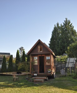 tiny home in portland oregon